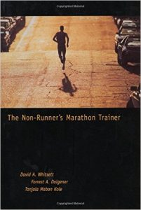 non-runners marathon trainer